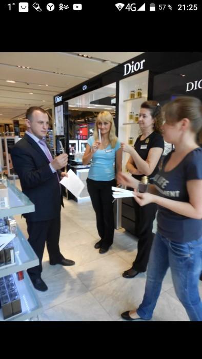 Продажа косметики парфюмерии москва